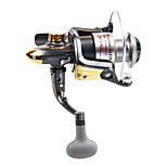 Fishing Spinning Reel 10+1Ball Bearing (Wire Cup Color Randomly)