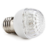 E26/E27 1 W 20 90 LM Red/Cool White/Green/Orange Globe Bulbs AC 220-240 V