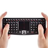Mini Bluetooth 3.0 Wireless QWERTY Keyborad with Mouse Touchpad