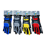 NUCKILY 3D Designed Full Finger Gloves with Windstopper Upper Material and Thickened GEL