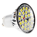 GU10 5 W 24 SMD 5050 420 LM Warm White/Cool White MR16 Spot Lights AC 220-240 V