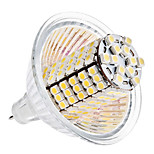 GU5.3 5 W 120 SMD 3528 420 LM Warm White/Cool White MR16 Corn Bulbs DC 12 V