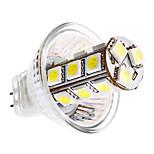 Lâmpada Espiga GU4 3.5 W 290 LM 6000K K Branco Quente/Branco Frio 18 SMD 5050 DC 12 V MR11