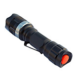 GOREAD 180LM High Power Flashlight with Cree Q5 LED(Without Batteries)D11110012