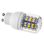 GU10 3 W 48 SMD 3528 170 LM Warm White/Cool White Corn Bulbs AC 220-240/AC 110-130 V
