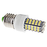 E26/E27 5 W 102 SMD 3528 290 LM Warm White / Cool White T Corn Bulbs AC 220-240 V