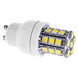 GU10 3.5 W 27 SMD 5050 330 LM Warm White/Cool White Corn Bulbs AC 220-240/AC 110-130 V
