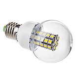 E26/E27 6 W 47 SMD 5050 530 LM Warm White/Cool White G Globe Bulbs AC 220-240 V