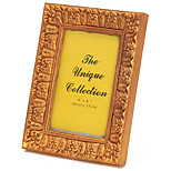 ALLEN Classical Pattern Rectangular Photo Frame Resin