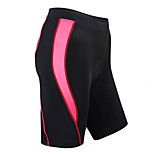 SANTIC Bike/Cycling Shorts / Bottoms Women's Breathable / Quick Dry / Wearable Spandex / Nylon / Coolmax Patchwork S / M / L / XL
