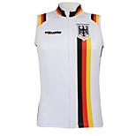 KOOPLUS Vélo/Cyclisme Gilet/Sans Manche / Maillot / Hauts/Tops Femme / Homme / Unisexe Sans mancheRespirable / Séchage rapide / Zip