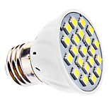 E14 / E26/E27 3 W 21 SMD 5050 240 LM Warm White / Cool White MR16 Spot Lights AC 220-240 / AC 110-130 V