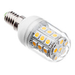 E14/G9 5 W 30 SMD 5050 410 LM Warm White/Cool White Corn Bulbs AC 220-240 V