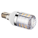 E14/G9/E26/E27 3 W 48 SMD 3528 220 LM Warm White/Cool White Corn Bulbs AC 220-240 V
