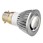 E14/B22 5 W COB 350 LM Warm White/Cool White Spot Lights AC 85-265 V