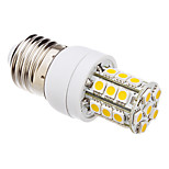 5 W 27 SMD 5050 390 LM Warm White/Cool White Corn Bulbs AC 220-240 V