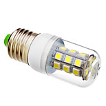 3 W 27 SMD 5050 200 LM Warm White / Cool White T Corn Bulbs AC 12 V