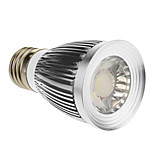 E26 7 W 1 COB 600-630 LM Cool White Spot Lights AC 85-265 V
