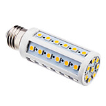E26/E27 7 W 44 SMD 5050 510-550 LM Warm White Corn Bulbs AC 220-240/AC 110-130 V