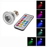 Spot Lights , B22/E26/E27 4 W 200 LM RGB AC 100-240 V
