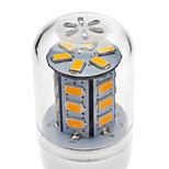 E14/GU10/G9/E26/E27 4 W 24 SMD 5730 330-380 LM Warm White/Cool White Corn Bulbs AC 220-240 V
