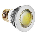 E26 3 W 1 COB 270-300 LM Cool White Spot Lights AC 85-265 V