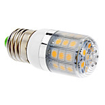 E14/E26/E27 5 W 31 SMD 5050 360-400 LM Warm White Corn Bulbs AC 220-240 V