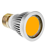 E26 7 W 1 COB 600-630 LM Warm White Spot Lights AC 85-265 V