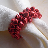Blue / Green / Purple / Red / Gold / Silver Metal Napkin Ring
