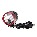 Headlamps / Bike Lights / Front Bike Light LED Cree XM-L U2 Cycling Rechargeable 18650 1000 Lumens BatteryCamping/Hiking/Caving /