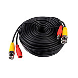 20 Meters BNC Video and Power 12V DC Integrated Cable