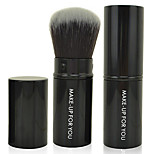 Make-up For You® 1pcs Powder Brush  Limits bacteria Black Blush Brush Powder Brush Multifunction Makeup Tool