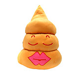 Cartoon Mischievous Full Lip Scumon Shape Novelty Pillow
