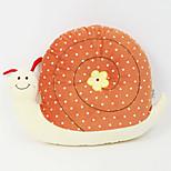 Cute Cartoon Snail Shape Novelty Pillow