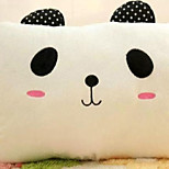 Cute Cartoon Panda Face Novelty Pillow