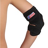 Silicon Adjustable Ventilate Elastic Sport Elbow Guard Protector - Free Size