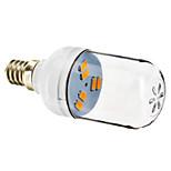 LED Spot Lampen E12 70-90 LM 2800-3200 K 6 SMD 5730 Warmes Weiß AC 220-240 V