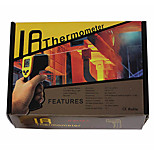 Non-Contact Prático termômetro infravermelho (-50C Para 380C)