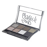 8 Eyeshadow Palette Shimmer Eyeshadow palette Powder Normal