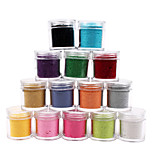 1PCS Velvet Nail Art Decorative Powder(Assorted Colors)