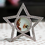 Modern Style Star Shape Polyresin Picture Frame