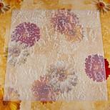 Silicone Happy Birthday Printing Design Embossing Pad Fondant Imprint Mat,50x50cm