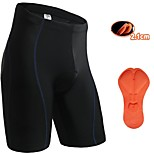 Jaggad Unisex Summer Padded Rear Pocket Cycling Shorts