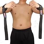 Padded Weight Lifting Hand Wrist Bar Support Strap - Free Size