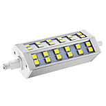 R7S 8 W 36 SMD 5050 432 LM Warm White/Cool White Dimmable Corn Bulbs AC 110-130 V