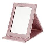 Almacenamiento de Maquillaje Espejo 16.5*12.2*1.7 Rosa