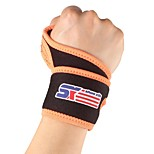 Monolithic Sport Gym Elastic Stretchy Wrist Guard Protector - Free Size