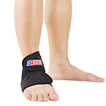 4 Spring Support Adjustable Sports Knee Brace - Free Size