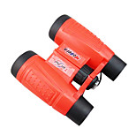 6x 30 mm Binoculars Tactical Kids toys Normal Orange