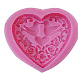 1 Eco-Friendly For Cupcake / For Chocolate / For Cake Silicone Baking Mold